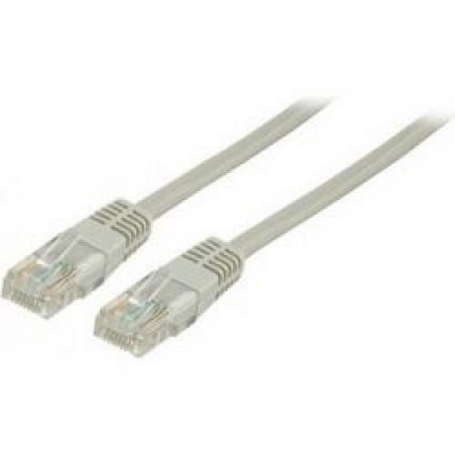 Cablu UTP CAT 5E patch cord 10m Valueline - Conectica -