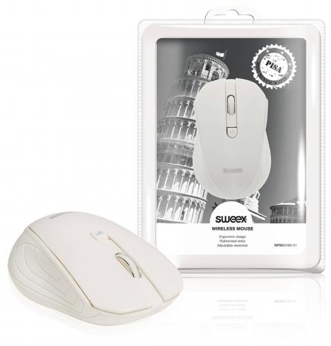 Mouse wireless Pisa Sweex - PC laptop - Mouse wireless