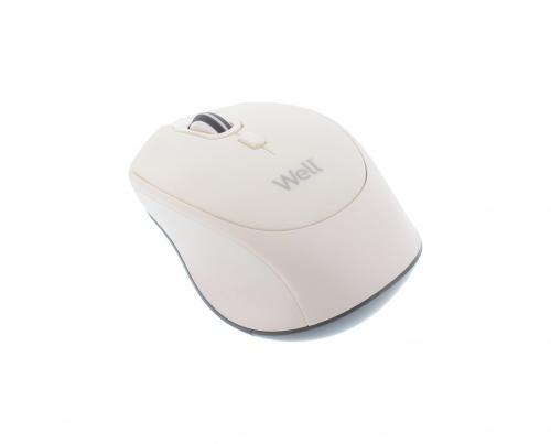 Mouse wireless Well MWP201 alb - PC laptop - Mouse wireless